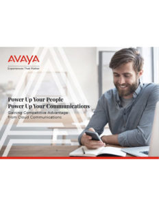 AVAYA CLOUD for Business